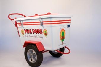 Viva Pops Cart