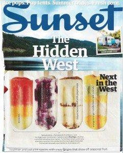 Viav Pops featured in Sunset Magazine
